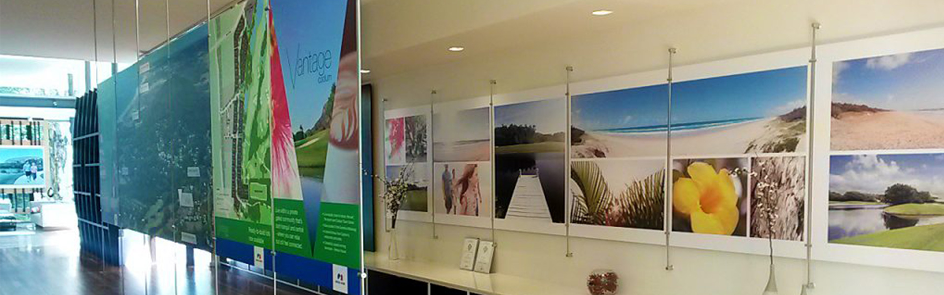 Exhibition Boards - Evans Graphics