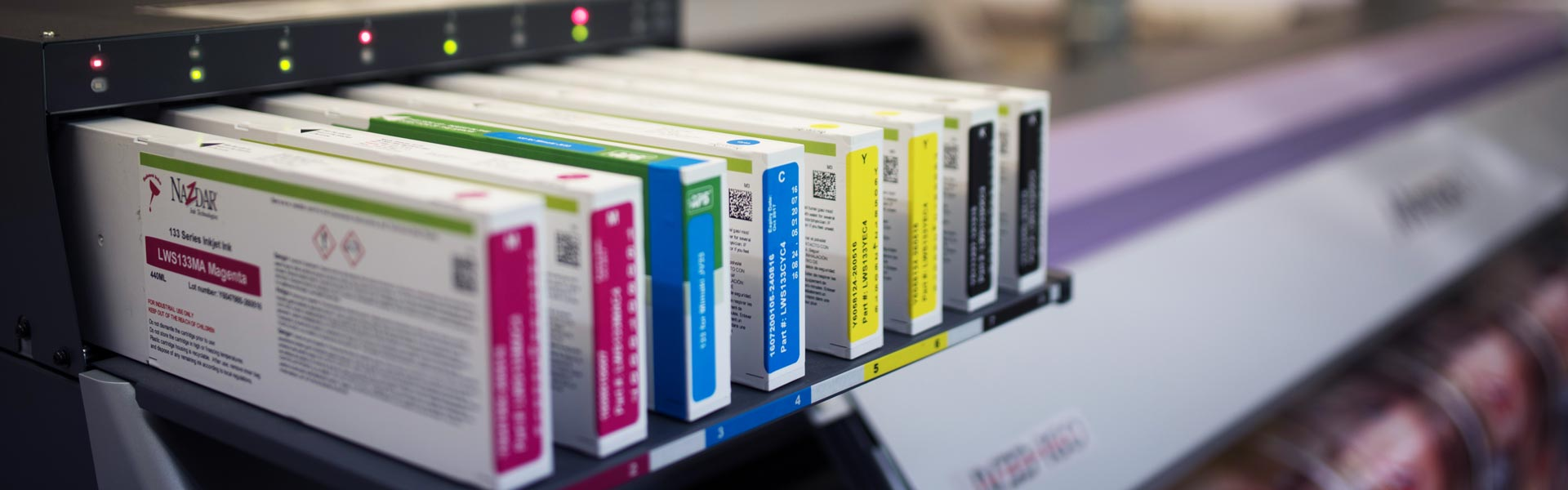 Print Cartridges - Evans Graphics