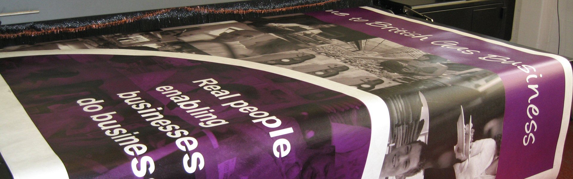Large Format Posters - Evans Graphics