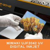 Mimaki UJF3042 UV Digital Inkjet