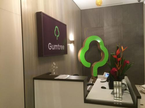 Office Signage, Gumtree - Evans Graphics