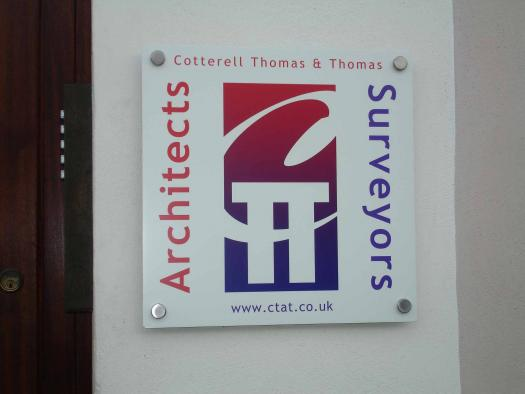 Cotterel Signage | Evans Graphics